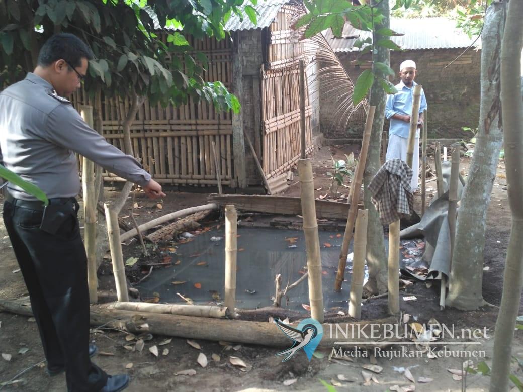 Ditinggal Jemur Pakaian, Balita 18 Bulan di Puring Tewas di Pembuangan Air Limbah