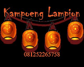 Pengrajin Lampion Terbaik di Indonesia