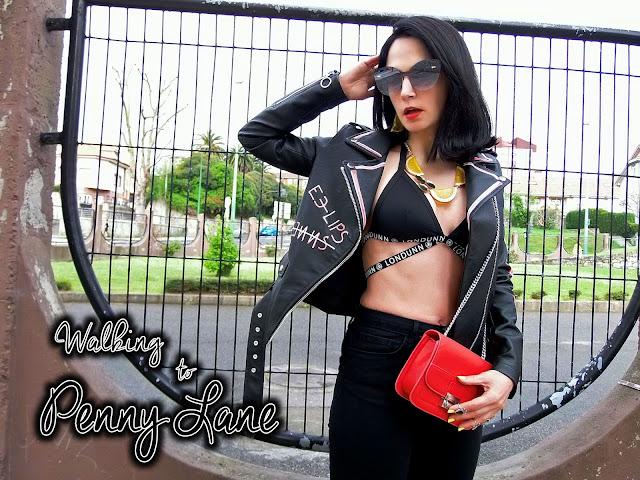 fashion, moda, look, outfit, blog, blogger, walking, penny, lane, streetstyle, style, estilo, trendy, rock, boho, chic, cool, casual, ropa, cloth, garment, inspiration, fashionblogger, art, photo, photograph, Avilés, oviedo, gijón, bikini, biker, fluor, shoes, zapatos, zara, mango,