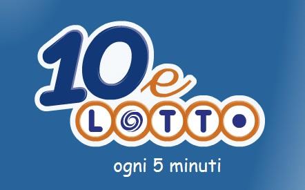 10elotto estrazioni ogni 5 minuti for Estrazione del 10 e lotto ogni 5 minuti