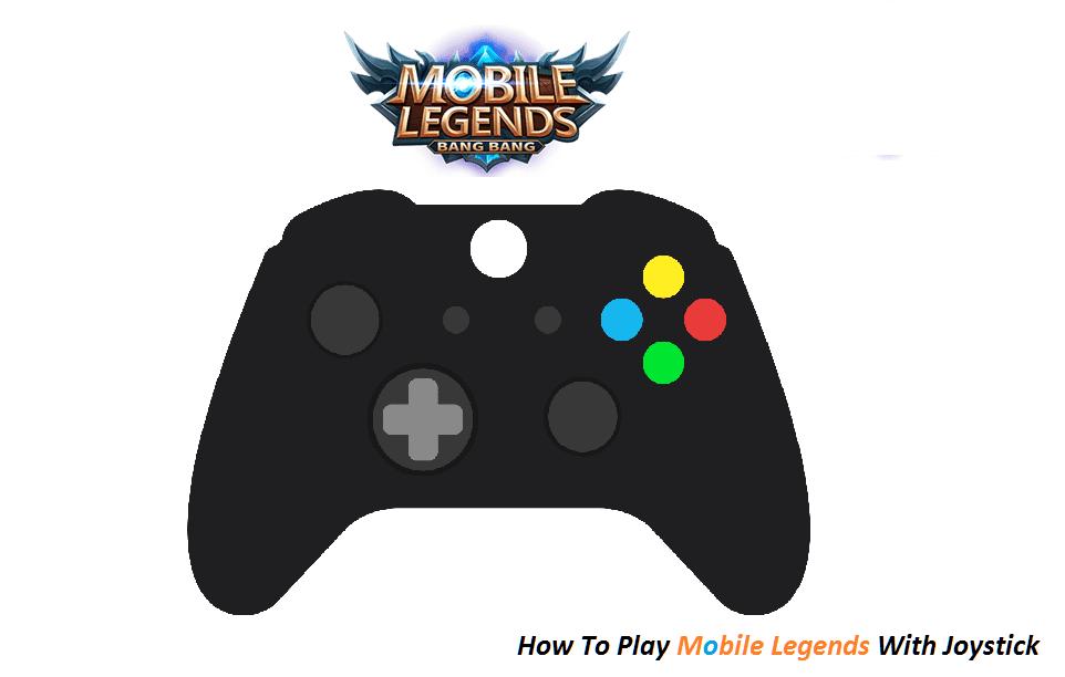 Cara main mobile legends dengan stik