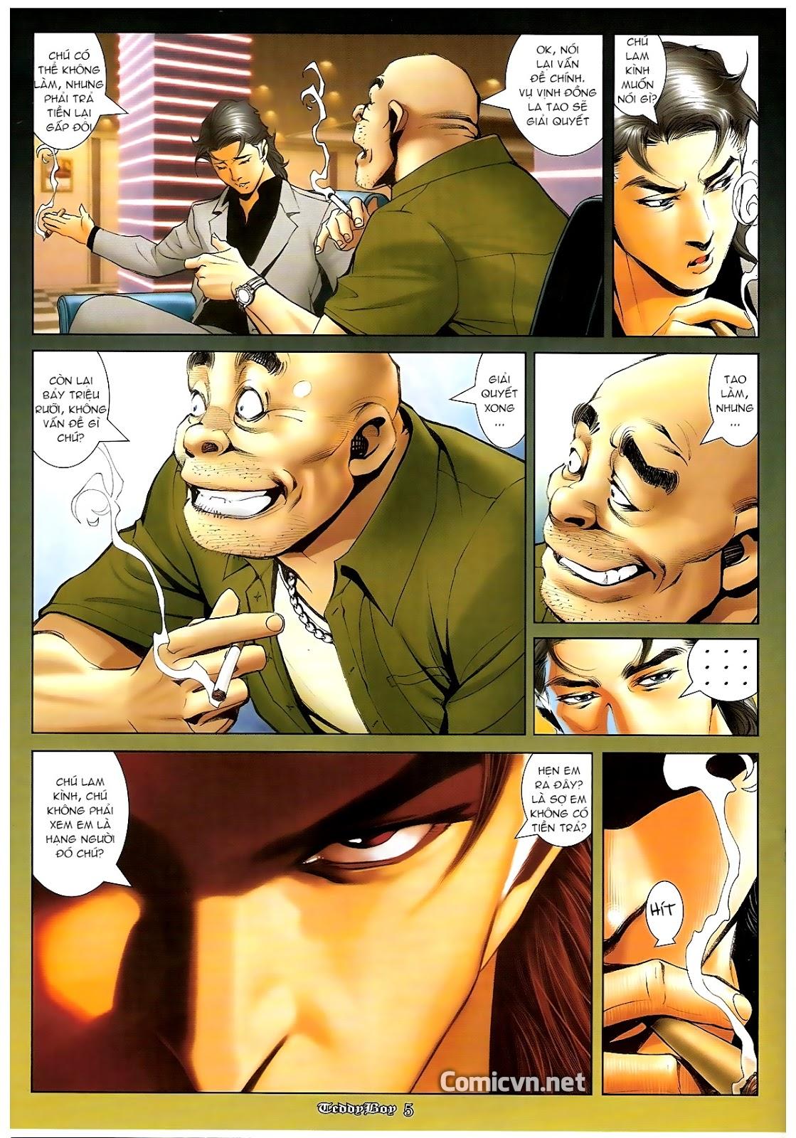 Người Trong Giang Hồ - Chapter 1208: Không nhìn lầm - Pic 4