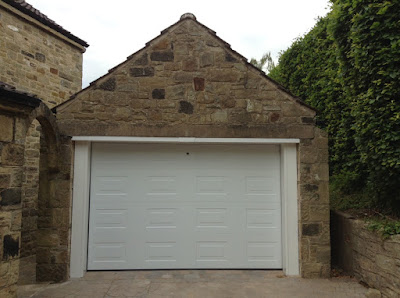 Sectional Garage Door Repair In Bristol