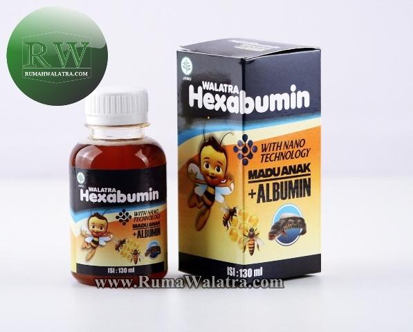 Testimoni Walatra Hexabumin Obat Nafasu Makan Anak
