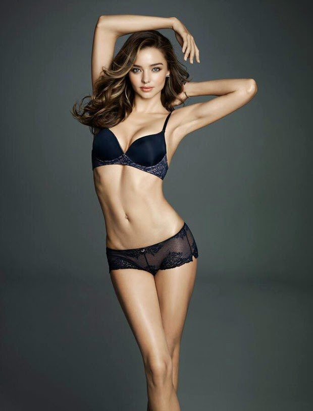Miranda Kerr For Wonderbra 2015 Campaign