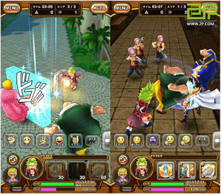 ONE PIECE Thousand Storm Mod Apk 10.4.5 (No Root) Full Version