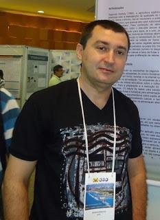 Irivan - Autor do blog Química Periódica