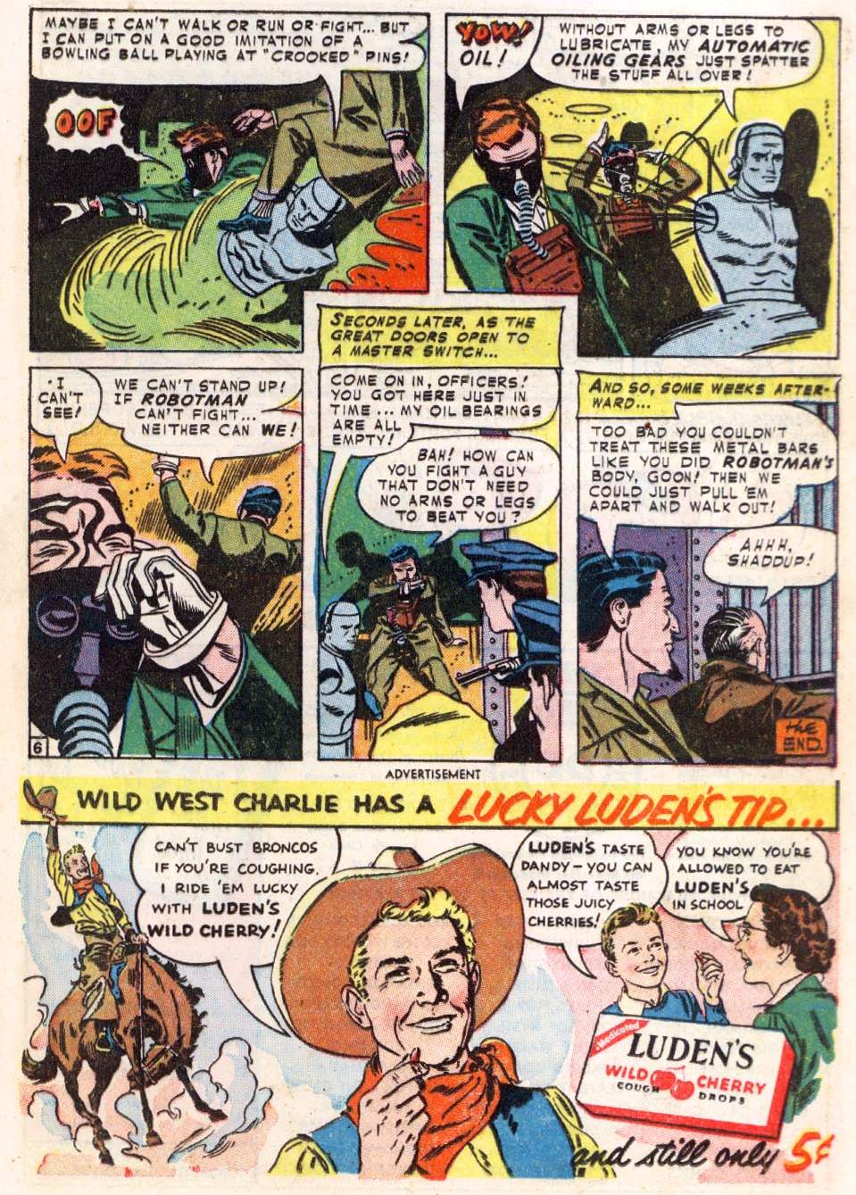 Detective Comics (1937) 183 Page 30