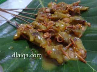 Sate Padang ala Rika