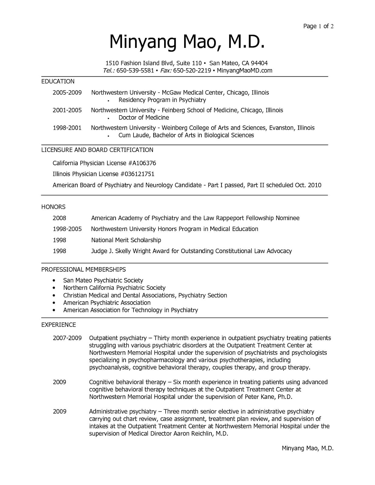 89 sample resume for government jobs 100 sample resume