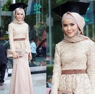Gambar Model Kebaya Modern Terbaru Untuk Muslimah