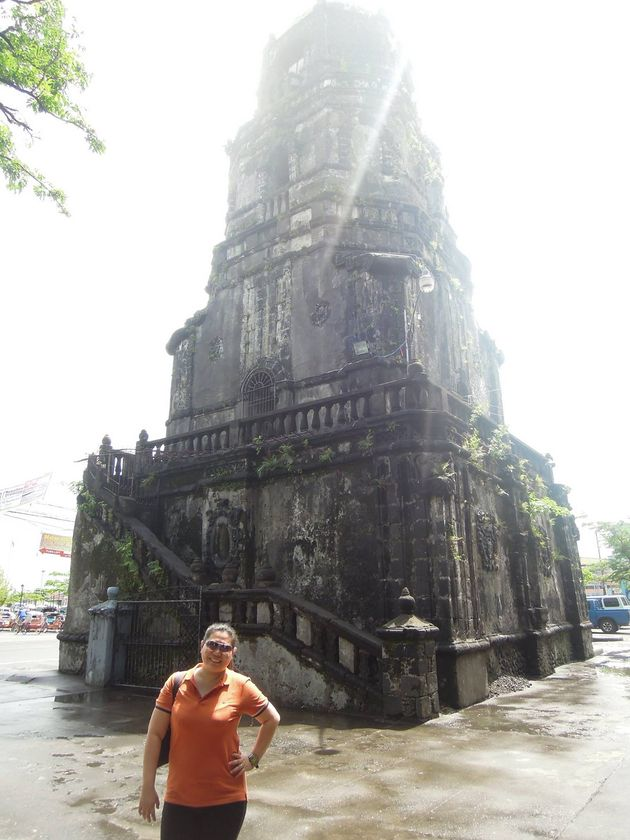 Bell tower of Tabaco Church