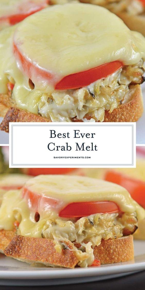 Crab Melt