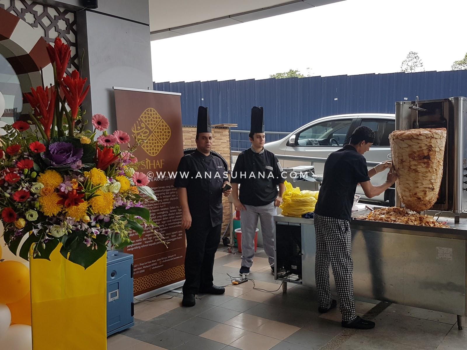 Sihaf Arabic Restaurant Shah Alam