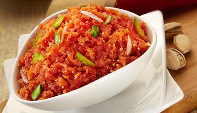 Resep Halwa Makanan India (Gajar Ka Halwa), Dessert Manis Untuk Vegetarian