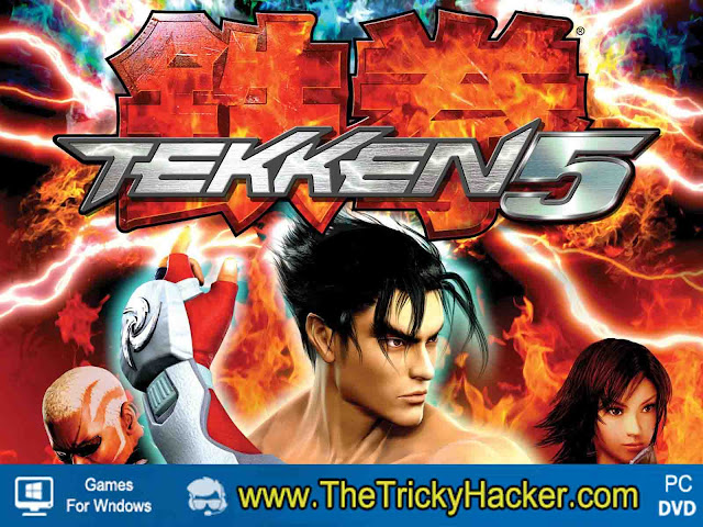 Tekken 5 Free Download Full Version Game PC