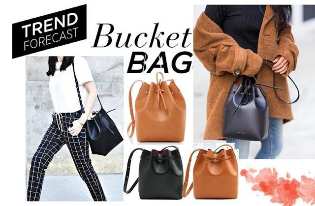 INSPIRACJA DNIA: BUCKET BAG