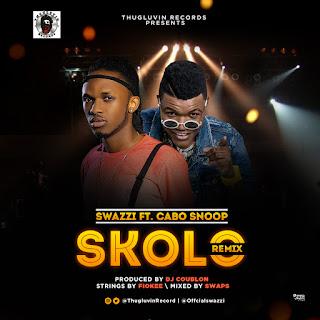 Swazzi feat Cabo Snoop & Dj Coublon - Skolo Remix
