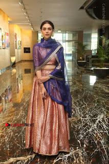 Aditi Rao Hydari Stills in Lehenga Choli at Cheliyaa Telugu Movie Audio Launch Event  0001.JPG