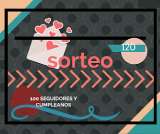 Cartel triple sorteo