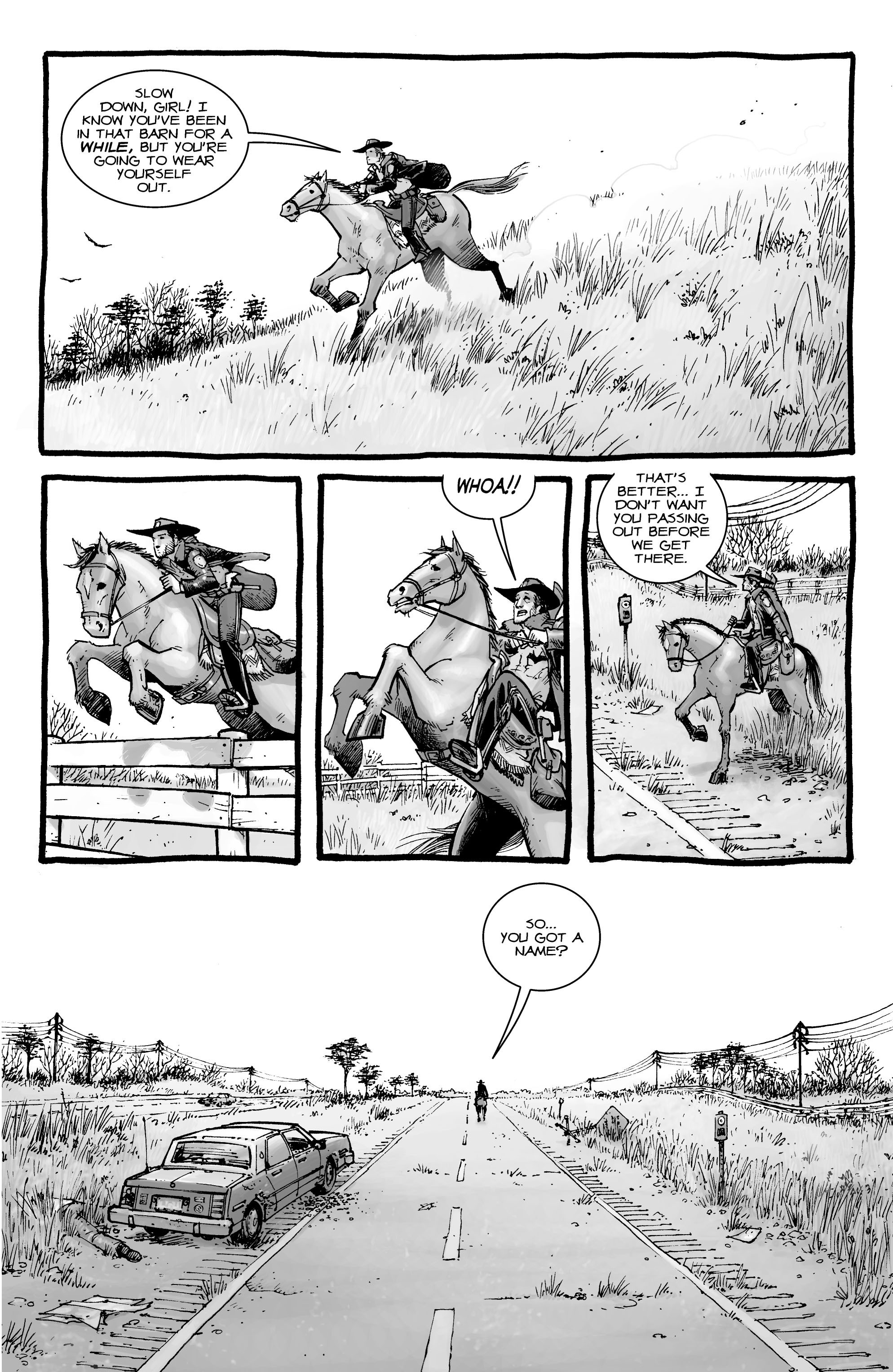 The Walking Dead issue 2 - Page 9