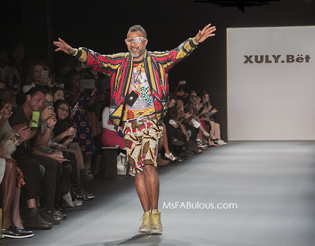 xuly bet fashion designer