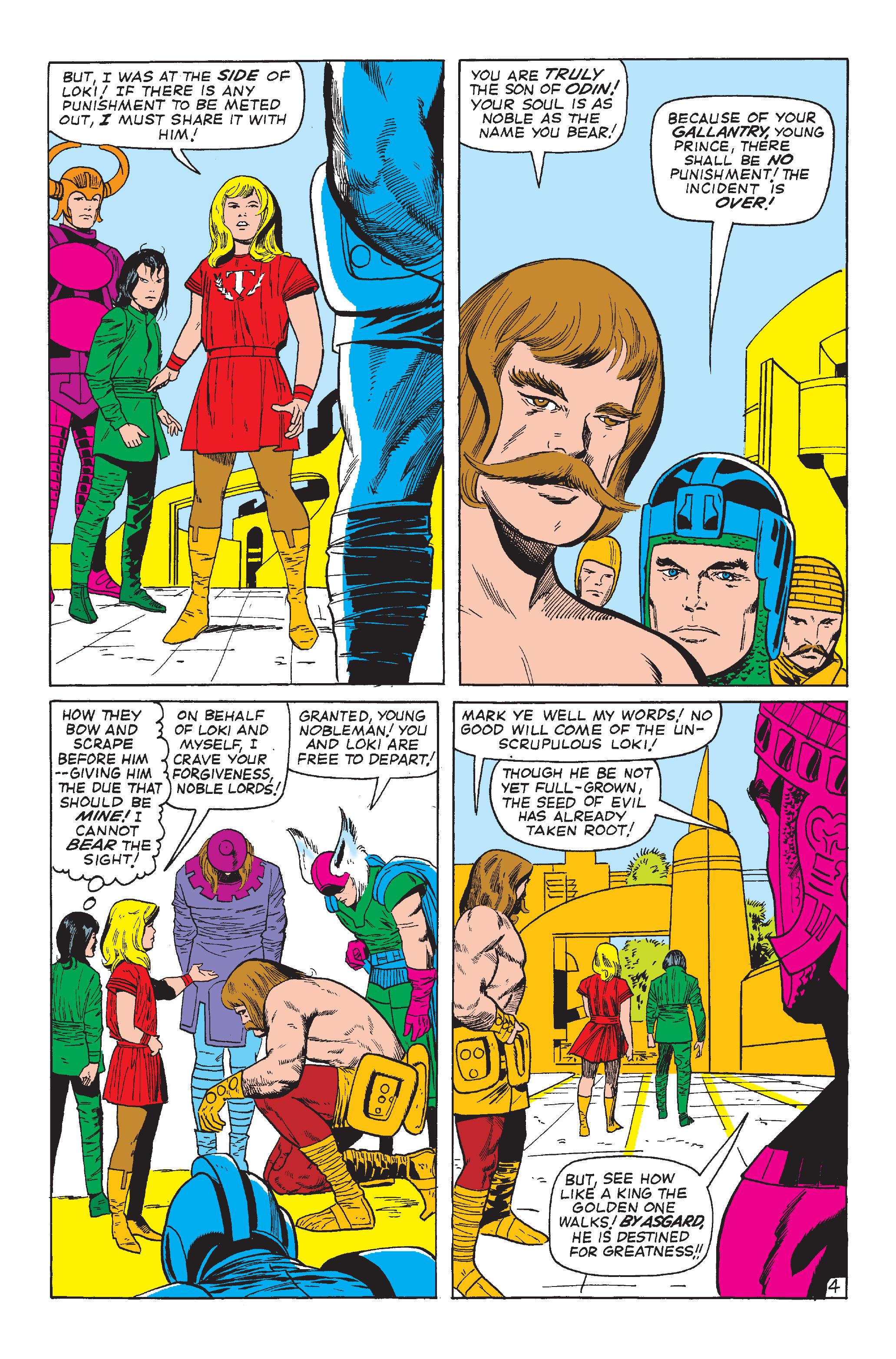 Thor (2007) Issue #600 #13 - English 81
