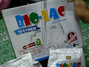BIOLAC Susu Formula Terbaik Untuk Anak Anda Sihat Selepas Susu Ibu