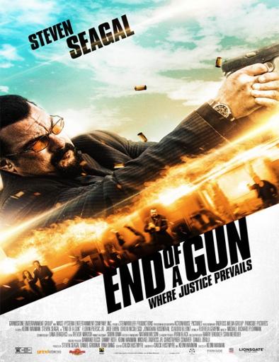 Ver End of a Gun (Muy duro de matar) (2016) Online