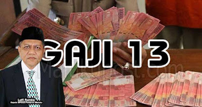 "Ambon, Malukupost.com - Setelah melunasi pembayaran gaji 14, kini Pemerintah Provinsi Maluku telah melunasi pembayaran gaji 13 Aparatur Sipil Negara (ASN). ""Beberapa hari kemarin kita sudah membayar gaji 13 dan telah selesai dibayarkan,""ujar Kepala Badan Pendapatan Keuangan Aset Daerah (BPKAD), Lutfi Rumbia di Ambon, Selasa (10/7)."