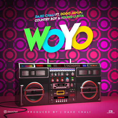 Download Audio | Daxo Chali Ft. Dogo Janja, Country Boy & Young Lunya - Woyo
