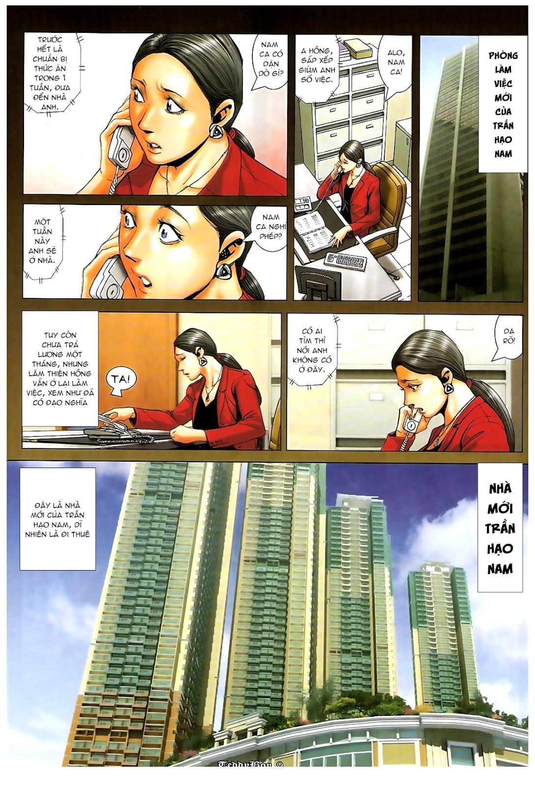 Người Trong Giang Hồ - Chapter 1209: Cai nghiện - Pic 7