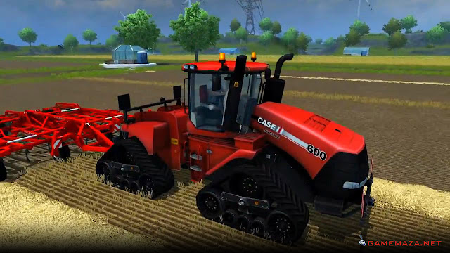 Farming Simulator 2013 Gameplay Screenshot 1