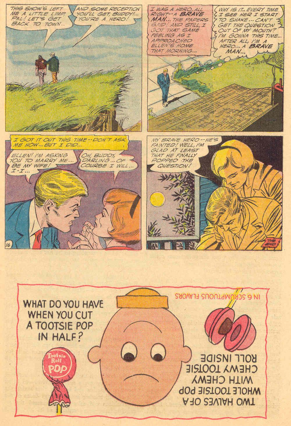 Strange Adventures (1950) issue 180 - Page 21