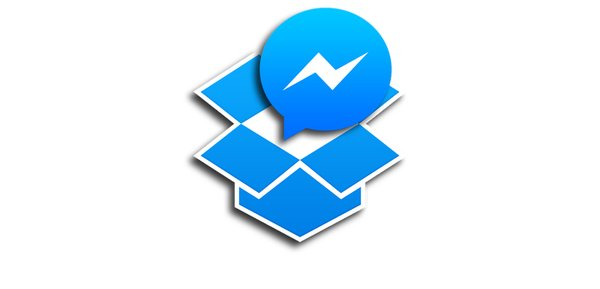 Dropbox chega ao Facebook Messenger