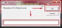 Cara Memasang / Isntal GWarnet Di Rumah Meggunakan Pc Registry