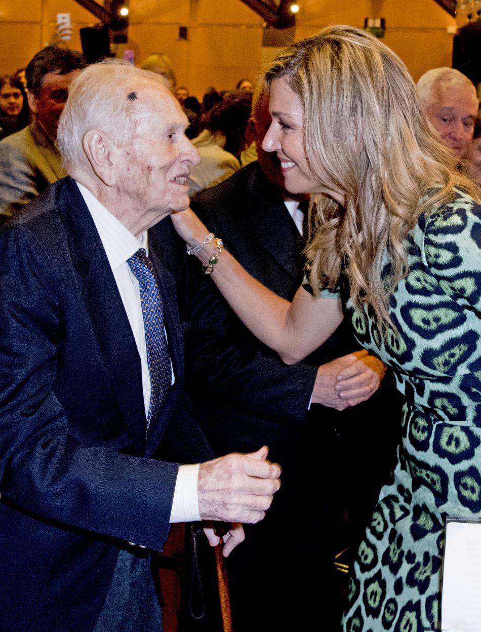 Hollands Argentina-born Queen Maximas father Jorge