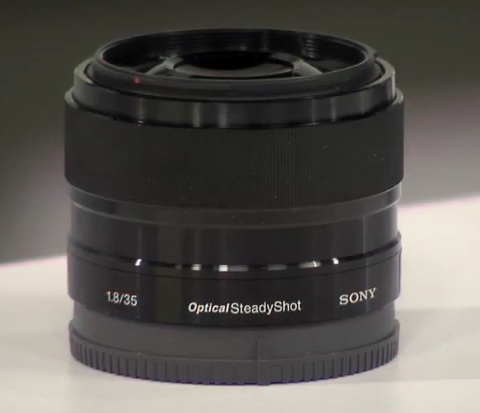 35mm 1.8 oss e-mount lens sel35f18