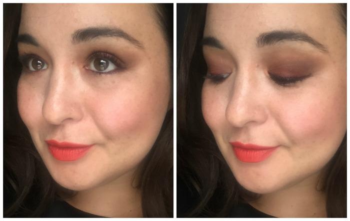 Chanel Autumn Makeup Collection on Irish beauty blogger Emma from Fluff and Fripperies