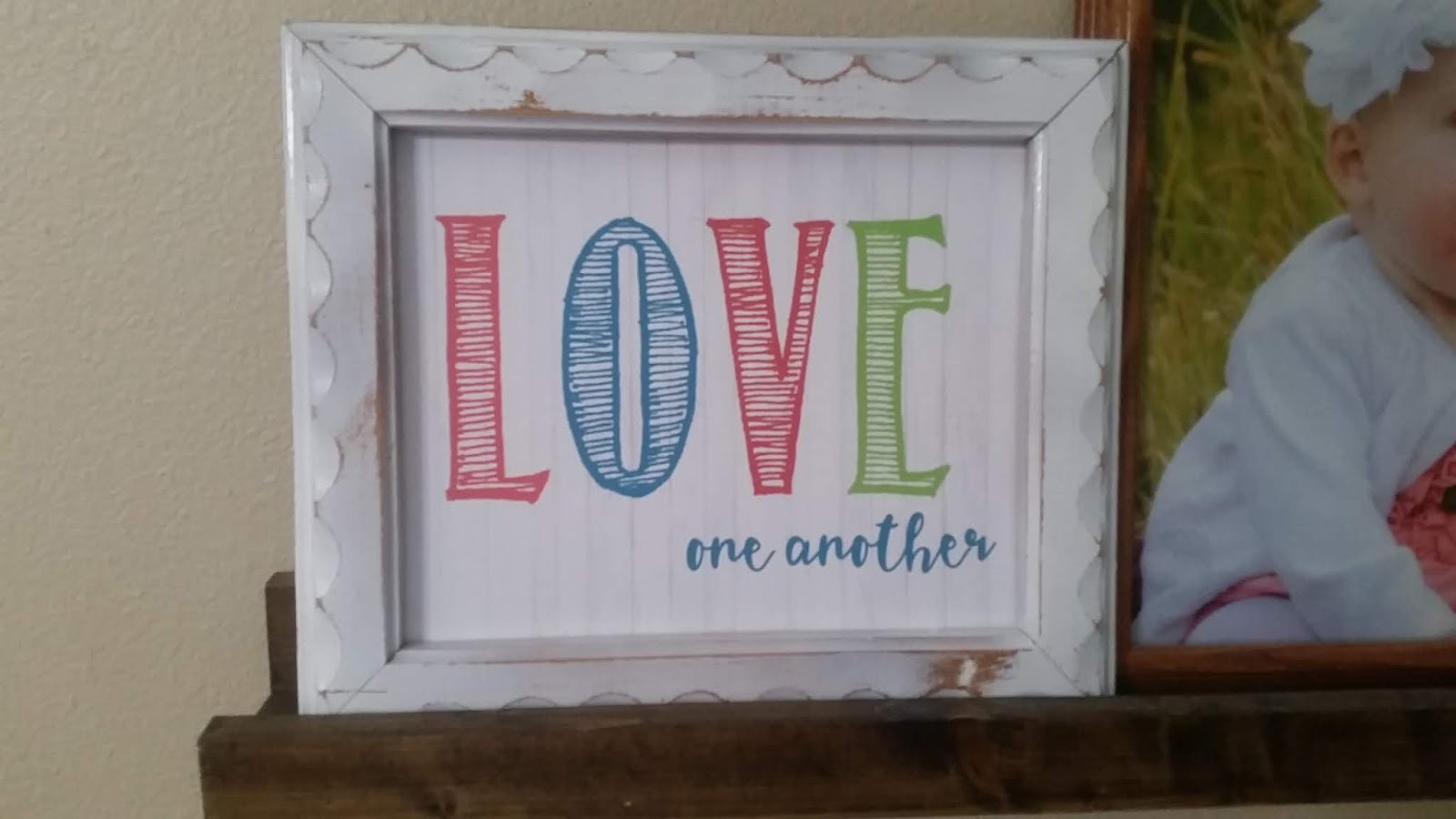 graphic regarding Love One Another Printable named The At ease Pink Cottage: Enjoy A single A further Cost-free Printable