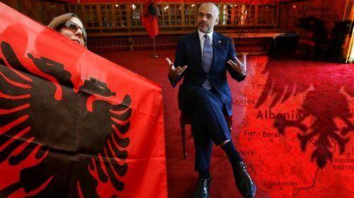 Το σχέδιο για την «Μεγάλη Αλβανία» έχει ξεκινήσει