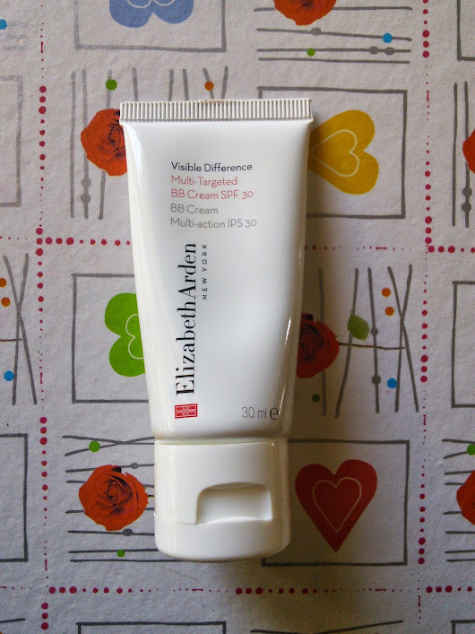 e-BeautyQueen: Elizabeth Arden - Visible Difference Multi Targeted BB Cream Spf 30
