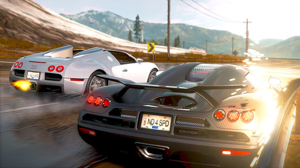 Need For Speed Hot Pursuit PC Full Version Screenshot 1