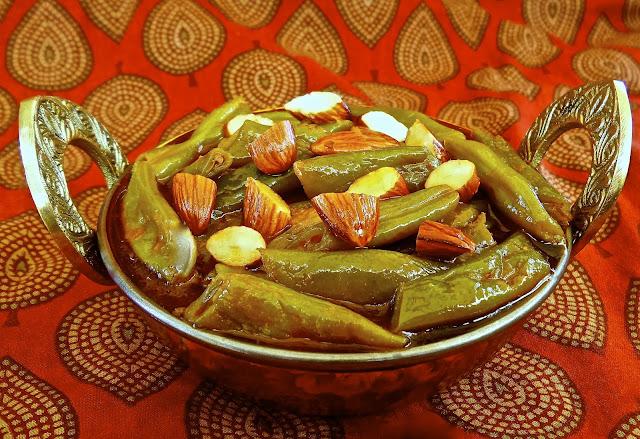 Bihari Green Beans Masala