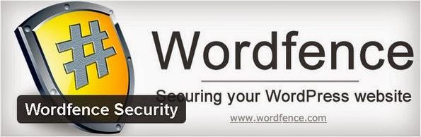 Wordfence Security plugin for WordPress