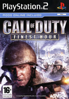 Call of Duty Finest Hour PAL PS2