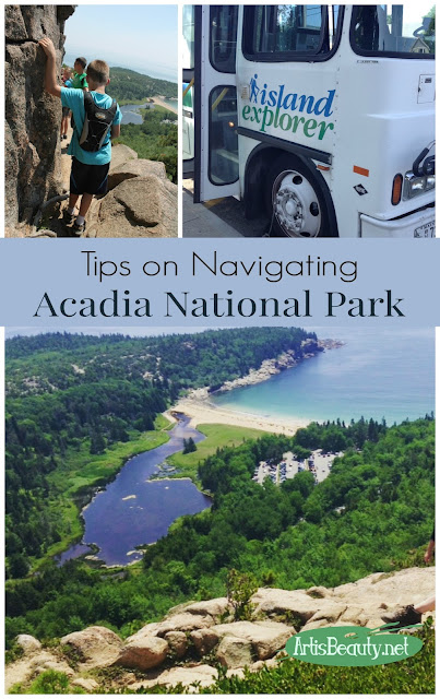 Tips on navigating Acadia national park maine bar harbour