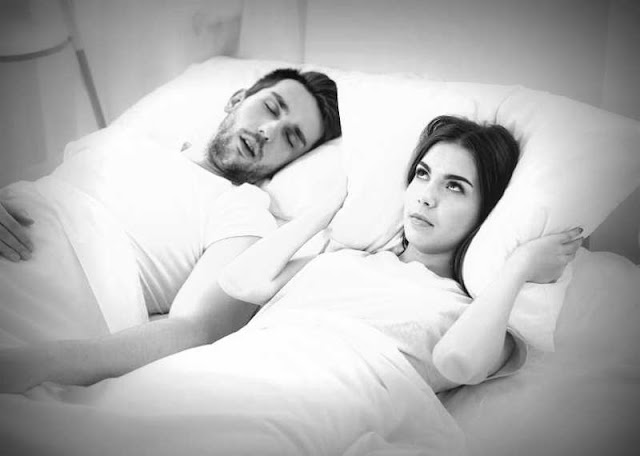 The best way to get rid of the snoring problem
