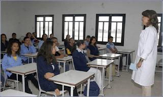 مسؤول بالمديرية يحتجز استاذة داخل قاعة الدرس الخاصة بها