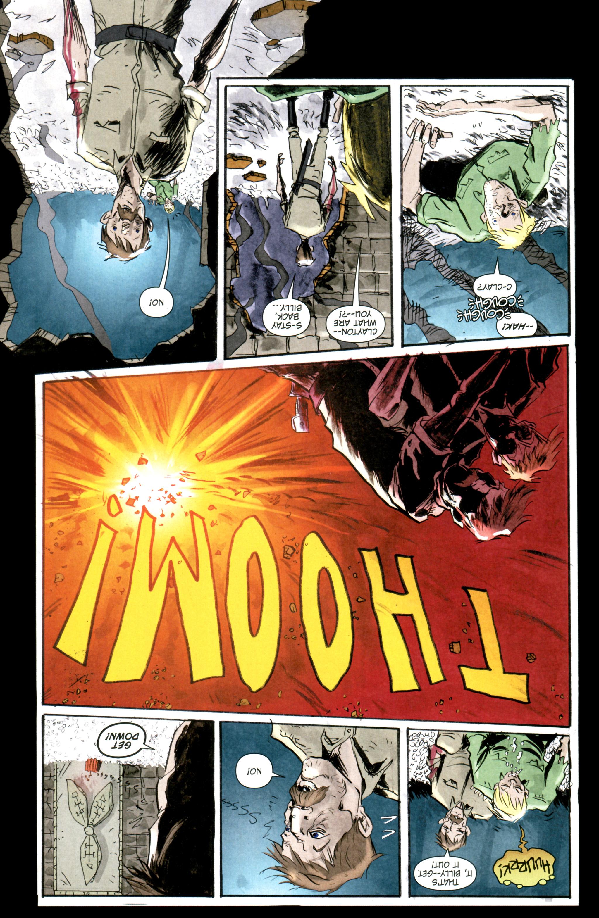 Read online Trillium comic -  Issue #3 - 14